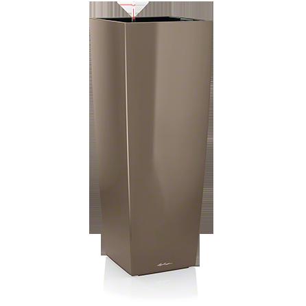 Lechuza Cubico Premium Alto Серо-коричневое